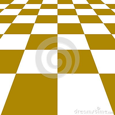 Chequered pattern