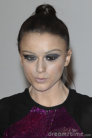Cher Lloyd Editorial Stock Image