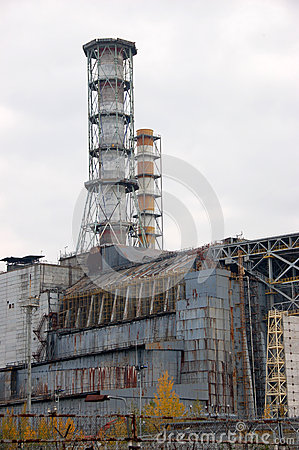 Chernobyl Nuclear Power Plant, Reactor 4