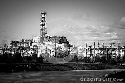 The Chernobyl Nuclear Pwer Plant