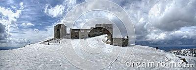Chernogora mountain