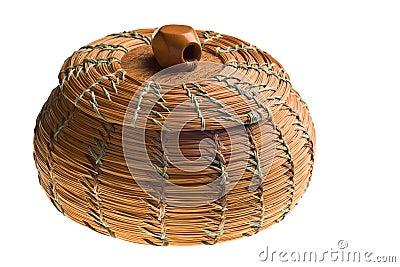 Cherokee basket