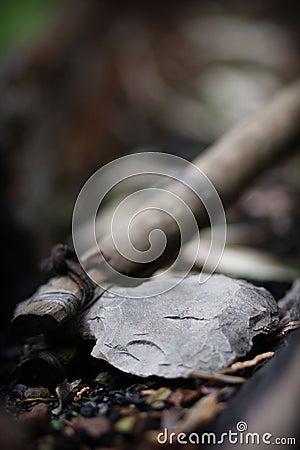 Cherokee hand axe