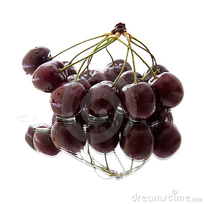 Cherries Stock Photo