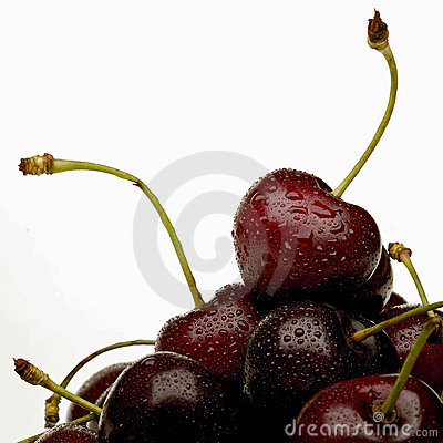 Free Cherries Royalty Free Stock Photography - 338687