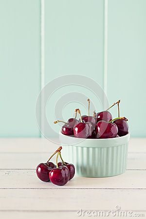Free Cherries Royalty Free Stock Photography - 49385397