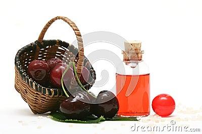 Cherry aromatherapy