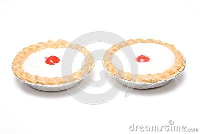 Cherry Bakewell Tarts