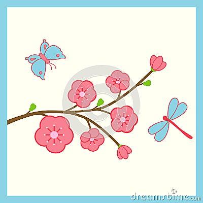 Free Cherry Blossom Royalty Free Stock Photo - 4479975