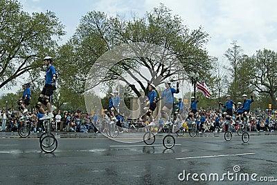 Cherry Blossom Parade16 Editorial Photo