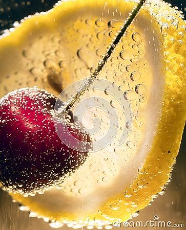 Cherry Cocktail sunny