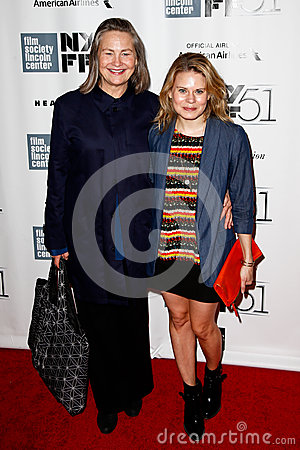 Cherry Jones, Celia Keenan-Bolger Editorial Image
