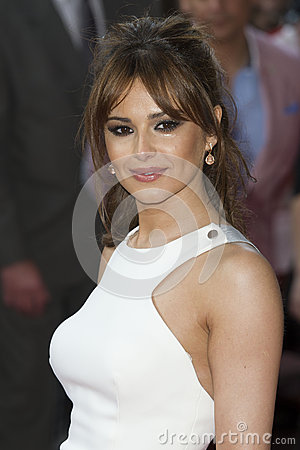 Cheryl Cole Editorial Photo
