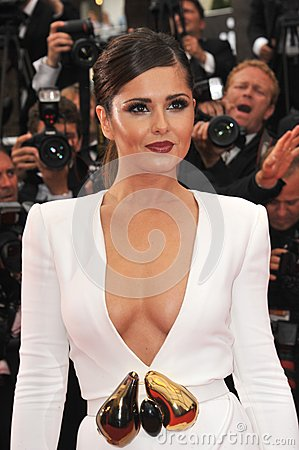 Cheryl Cole Editorial Stock Photo