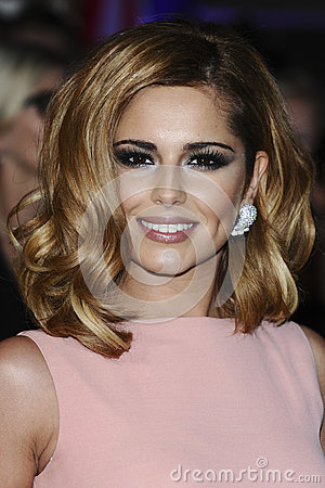 Cheryl Cole Editorial Photo
