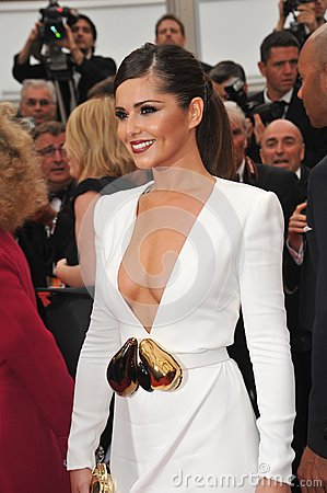 Cheryl Cole Editorial Stock Image
