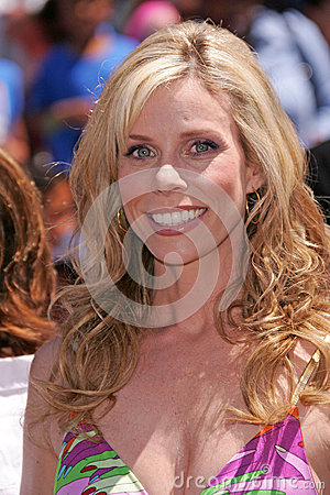 Cheryl Hines Editorial Image