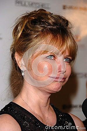 Cheryl Tiegs Editorial Stock Image