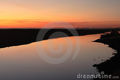 Chesil beach uk Dorset and portland