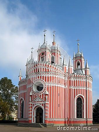 Chesme Church 2