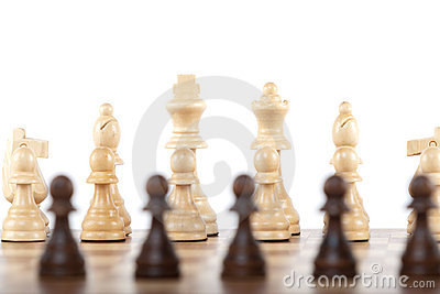 Chess Royalty Free Stock Images - Image: 18098389