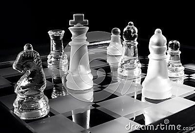 Chess B&w