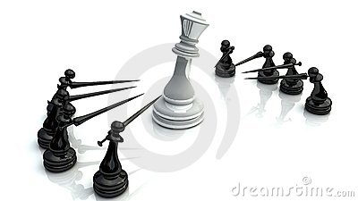 Chess battle 1