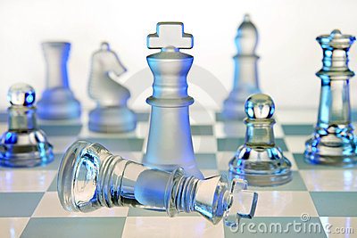 Chess Board - Checkmate