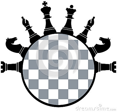 Free Chess Board Pieces Royalty Free Stock Images - 40484179