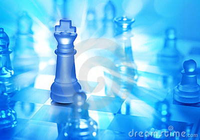 Chess Business Strategy Marketing