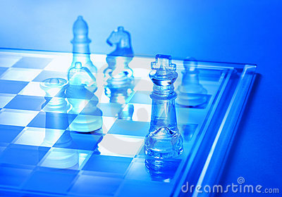 Chess Chessboard Background