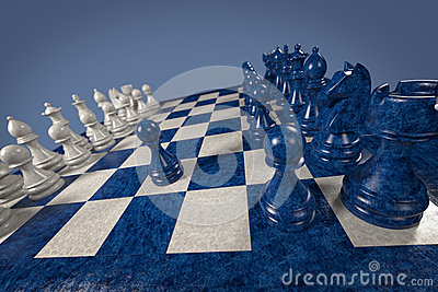 Chess: first move