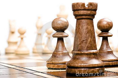 Chess (focus on pawns)
