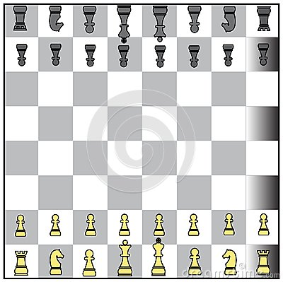 Chess formation