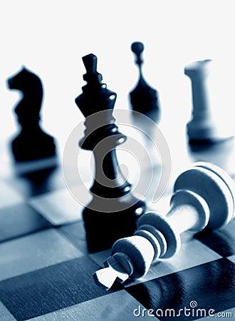 Free Chess Game Royalty Free Stock Photo - 11955925