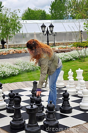 Free Chess Game Royalty Free Stock Photography - 19795297