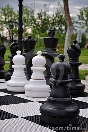 Free Chess Game Stock Photo - 23132280