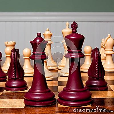 Free Chess Game Stock Photos - 23334013