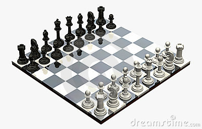 Chess Game - isolated