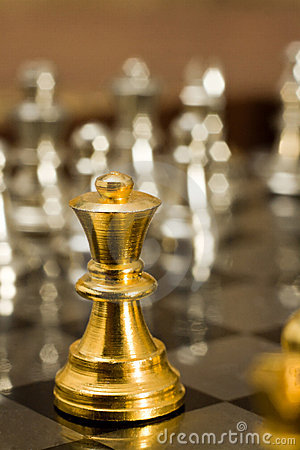 Chess (the King) Stock Images - Image: 22456784