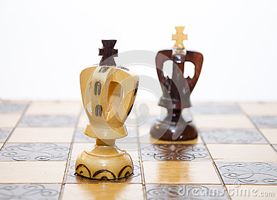 Chess Kings one on one