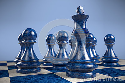 Chess: leader