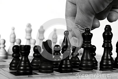 Chess move A