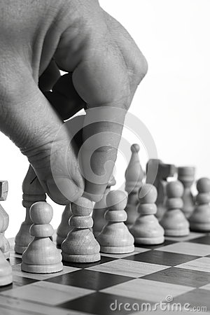 Chess move C
