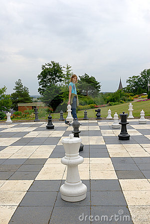 Chess in Park