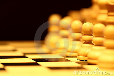 Chess pieces A