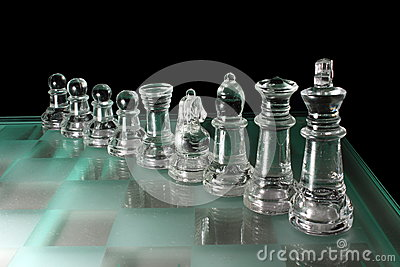Chess pieces
