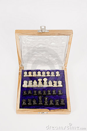 Free Chess Pieces Royalty Free Stock Photo - 5798665