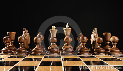 Chess in ranks