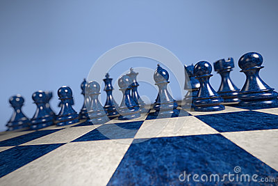 Chess: readyForBattle